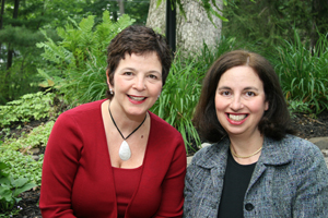 VisionFirst founders and principals, Janice Maffei and Joanne Spigner