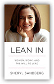 Sheryl Sandberg-Lean In Book Cover