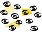 Vision Blocker-Vague