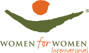 Women for Women International logo