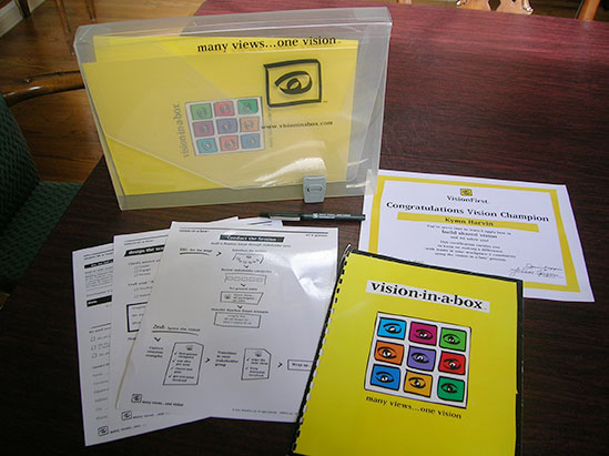 vision-in-a-box toolkit